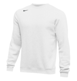 SWEATSHIRT - Custom Nike Fleece Crew Neck  Sweatshirt