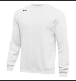 SWEATSHIRT - Custom Nike Fleece Crew Neck  Sweatshirt