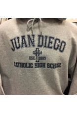 JDCHS Celtic Cross Hooded Sweatshirt with Pockets