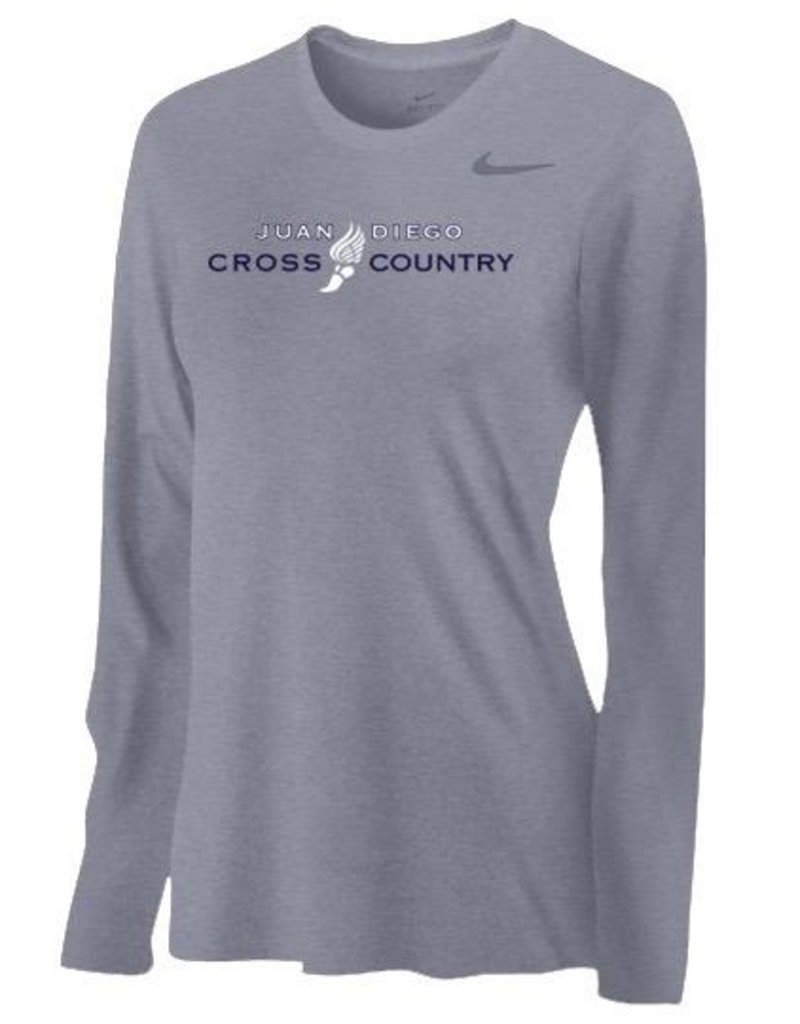 JD Mens or Women's Cross Country Nike Legend Dri Fit Tee