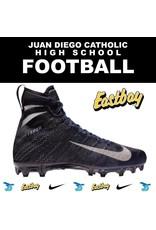 JD High School Football Equipment Team Store, Eastbay