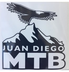 Mountain Biking - Decal