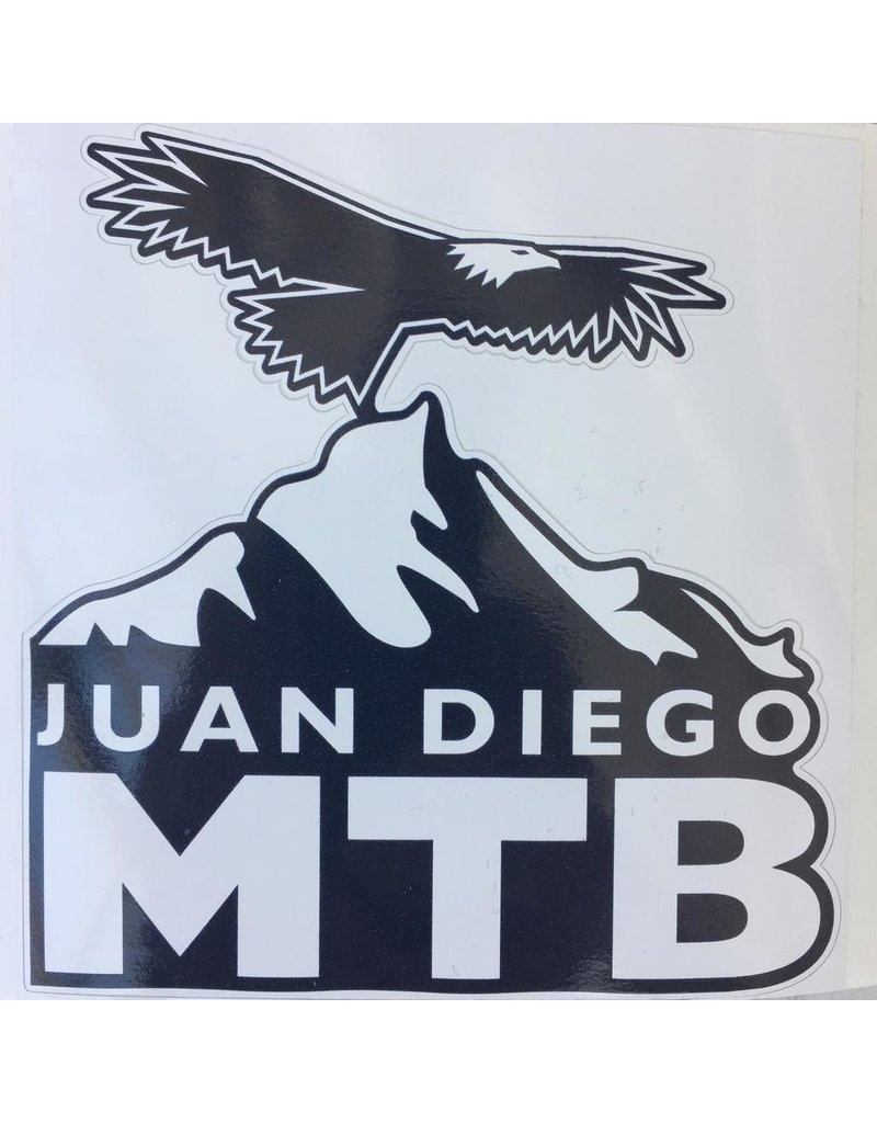 Mountain Biking - Decal