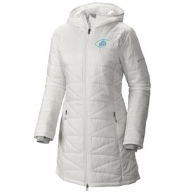 Jacket, Ladies - Women's Columbia Mighty Lite Long Jacket