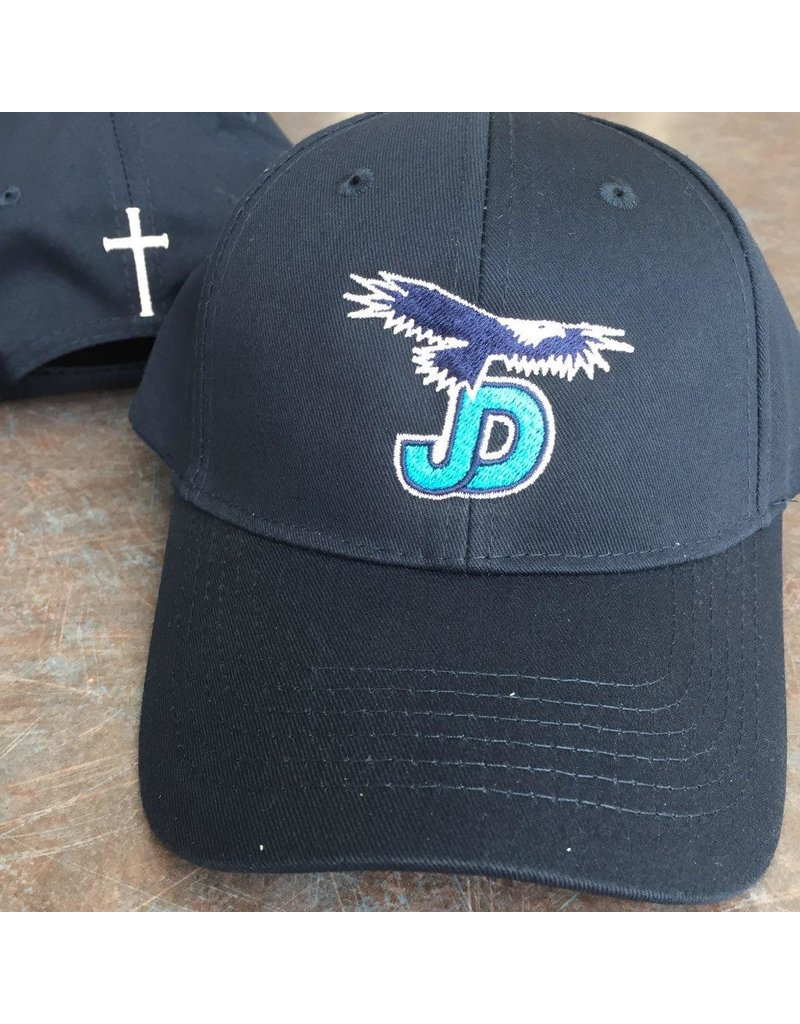 JD Baseball Cap - adult & youth sizes
