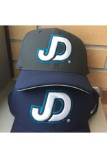 Nike JD logo with cross on back