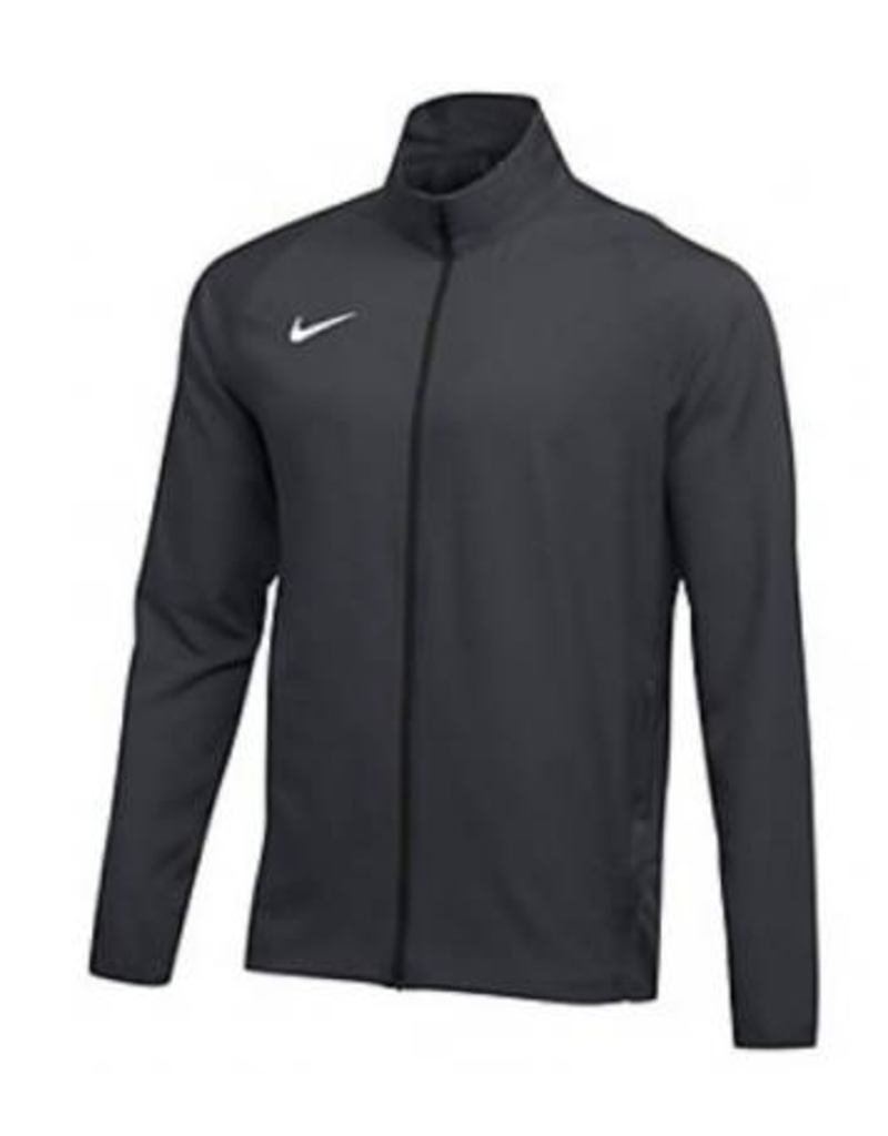 Nike Woven Dri-Fit full-zip jacket