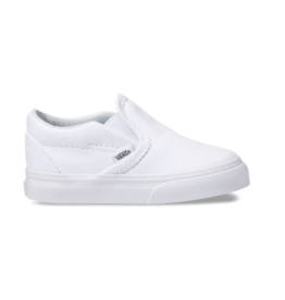 Vans Classic Slip On Uniform Approved Shoe - Youth to Adult