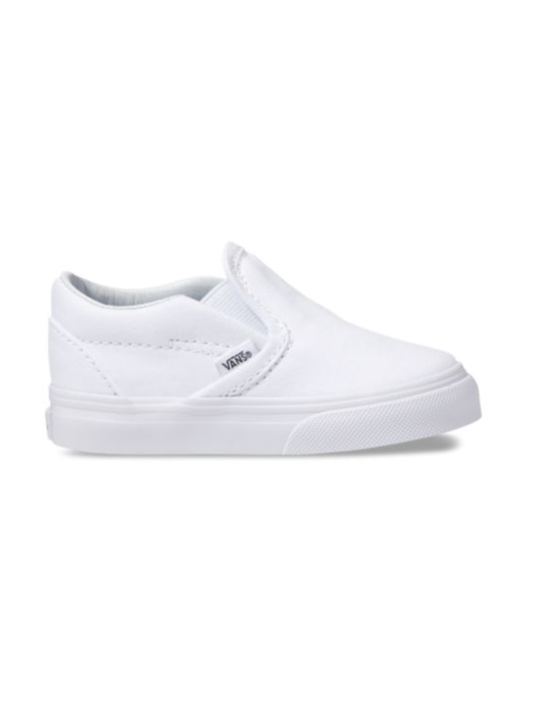 Vans Classic Slip On Uniform Approved Shoe
