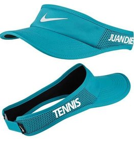 JD Nike Tennis women's Aerobill Feather Light Visor