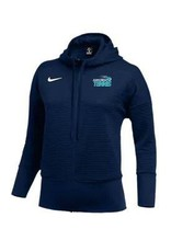 JD Tennis Nike Team Authentic Dry Full-Zip Hoodie - Women's Navy