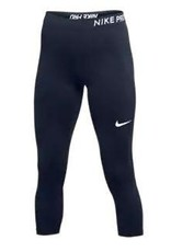 JD Girls Tennis Capri in Navy