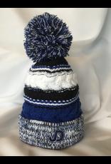 Beanie - JD Pom Pom Knit Hat