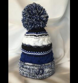 Knit Hat - JD Pom Pom Hat