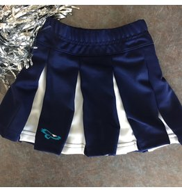 Cheer - JD Mini Custom Cheerleader Pleat Skirt