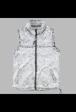JD Sherpa -Full zip vest