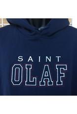 Saint Olaf Custom Hooded Sweatshirt, Saint Olaf Spirit Wear