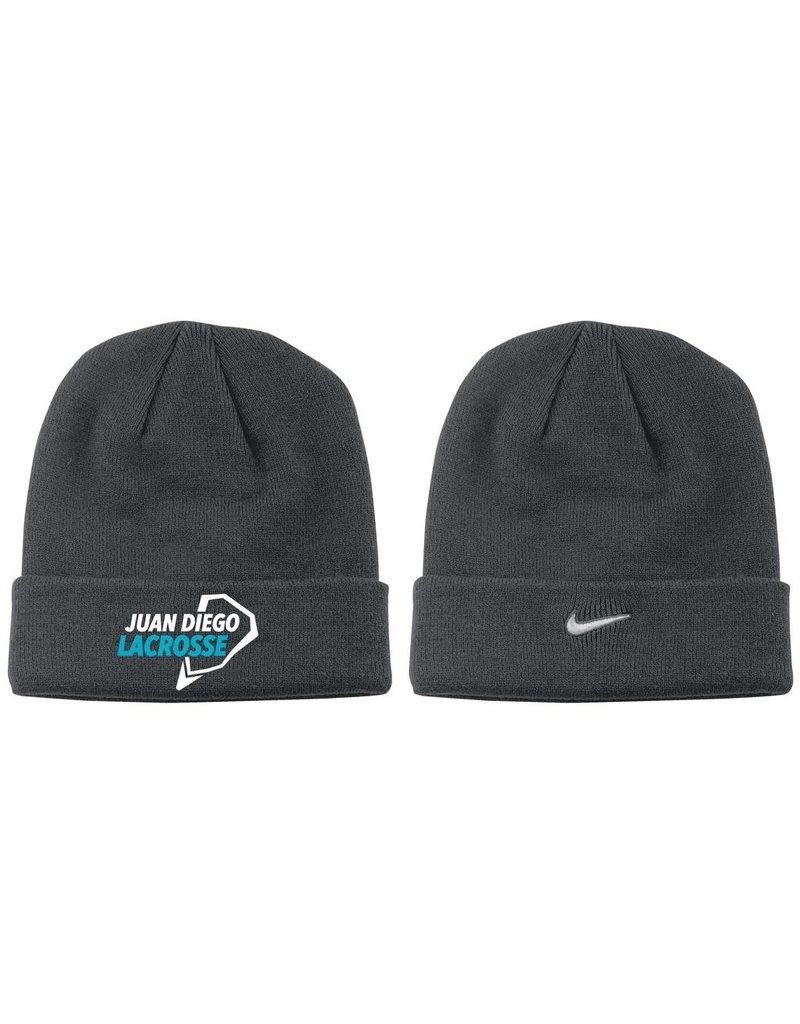 Beanie - Nike Lacrosse Embroidered Beanie Hat