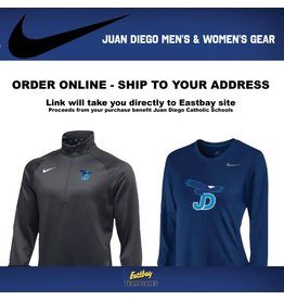 NEW! Delivery - NIKE SPIRIT GEAR, Juan Diego Team Store, Eastbay