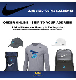 NIKE GEAR & YOUTH APPAREL, Nike Team Store, Juan Diego, Eastbay - Accessories & Youth