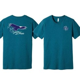 Fine Arts - Soaring With Music T-Shirt