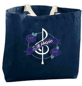 Bag - SJB Custom Music Tote Bag, SJBMS