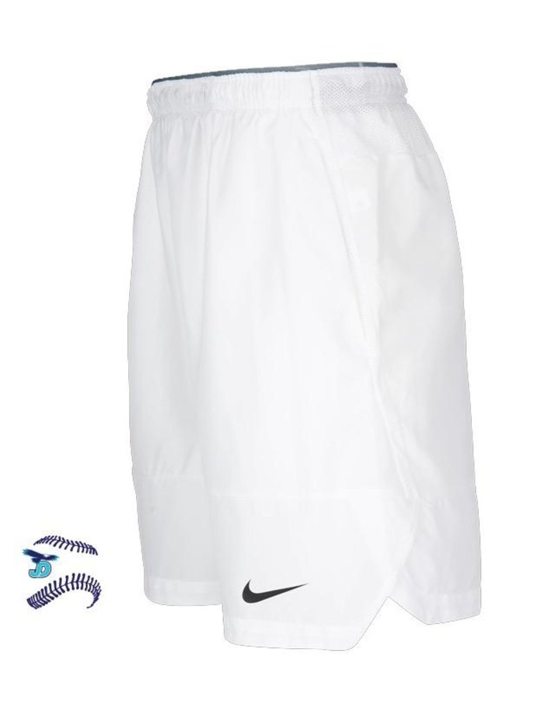 Nike Team Untouchable Woven Shorts - JD Baseball, Men's