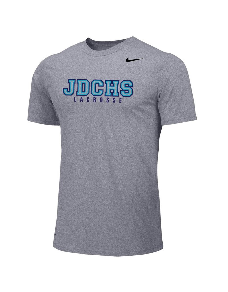 Lacrosse - Custom JD Lacrosse Short Sleeve Shirt, Unisex