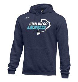 Lacrosse - Custom JD Lacrosse Hooded Sweatshirt, Unisex