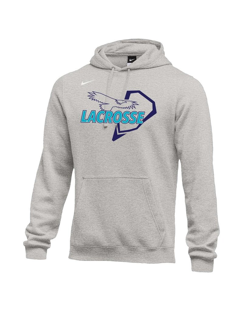 Lacrosse - Custom JD Lacrosse Hooded Sweatshirt, Unisex - Girls Lacrosse