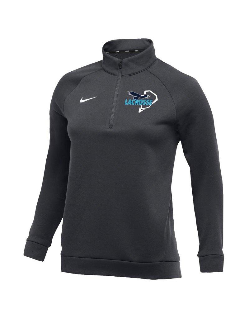 Lacrosse - Ladies Nike Therma 1/4 Zip