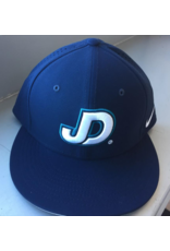 Hat - JD Nike True Dri-Fit Cap, Flat Brim, fitted