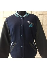 JD SilverLine Letterman Jacket