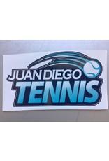 JD Tennis Decal