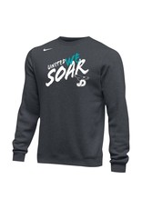 JD United We Soar Spirit - Nike Crewneck Sweatshirt, Unisex