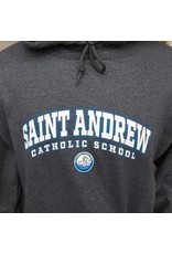 SWEATSHIRT - Saint Andrew Hooded Sweatshirt