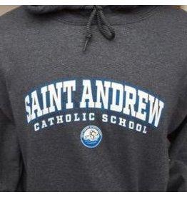 SWEATSHIRT - Saint Andrew Hooded Sweatshirt