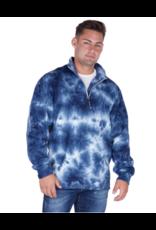 JD Crosswind 1/4 Zip Tie Dye Sweatshirt