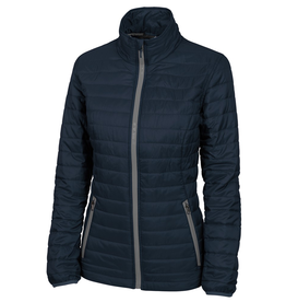 Ladies Lithium Quilted full zip jacket