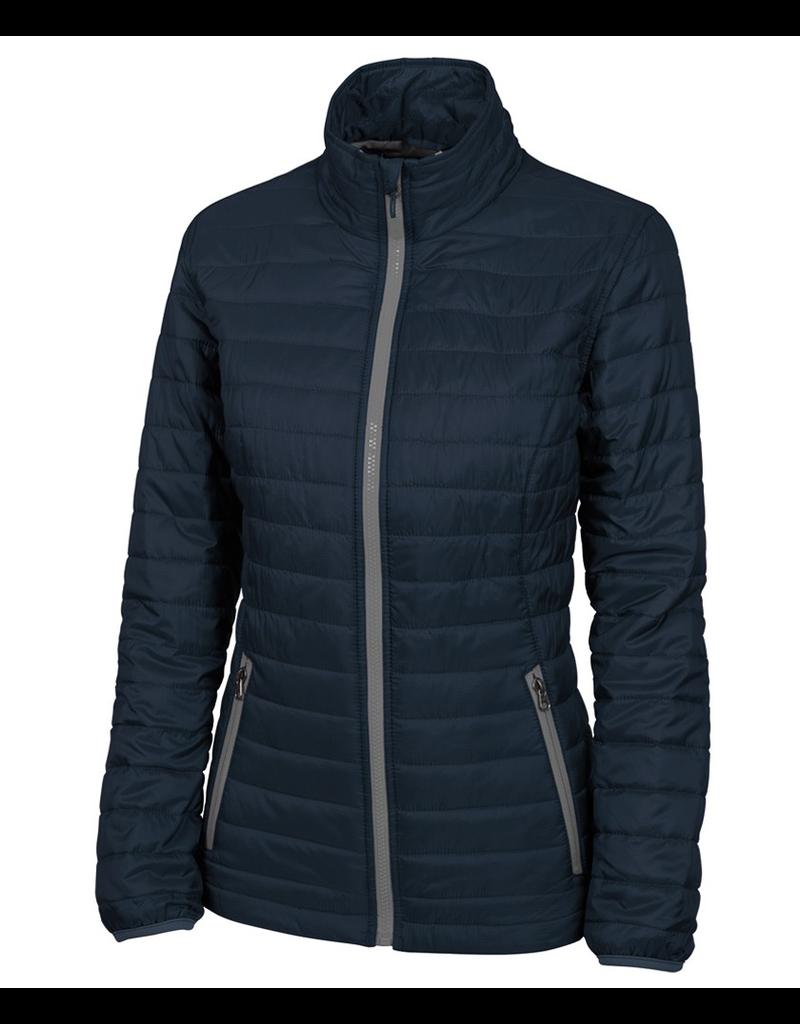 Ladies Lithium Quilted full zip jacket