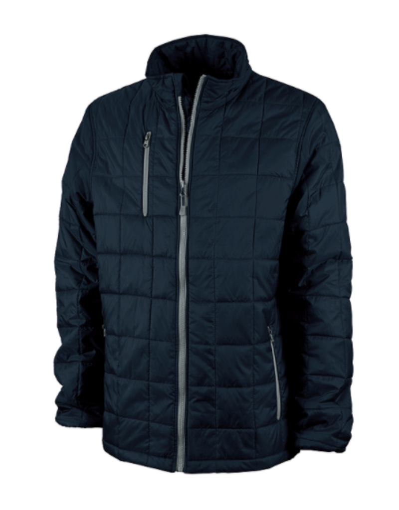 Jacket - Lithium Quilted full zip jacket