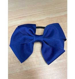 PONY - Medium Bow, navy, white, teal, or gray