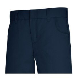 SHORT - Girls Navy Shorts, old style