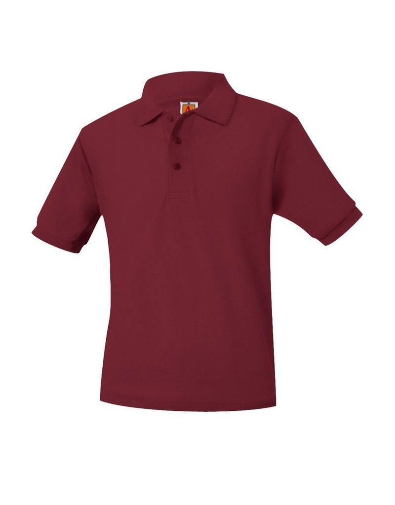 Pique Polo Short Sleeve Shirt