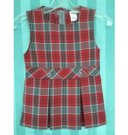 JUMPER - Saint Francis Plaid Jumper, Girls