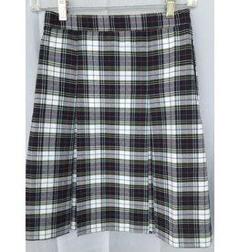 Final Sale - No refund, no exchange.  - Saint Vincent Plaid Skirt
