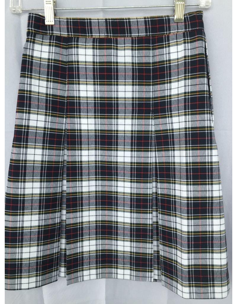 Saint Vincent Plaid Skirt