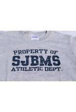 GYM SHIRT - SJBMS & SJBES Gym Shirt, Unisex