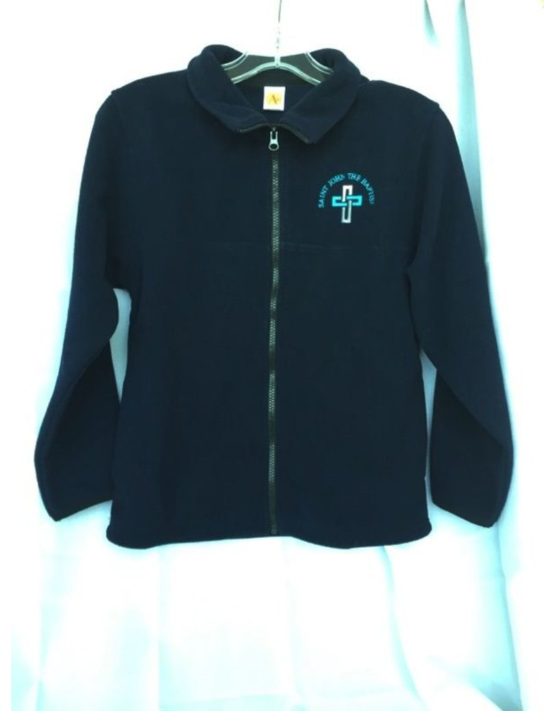 JACKET - SJB Full Zip Fleece Jacket, Unisex