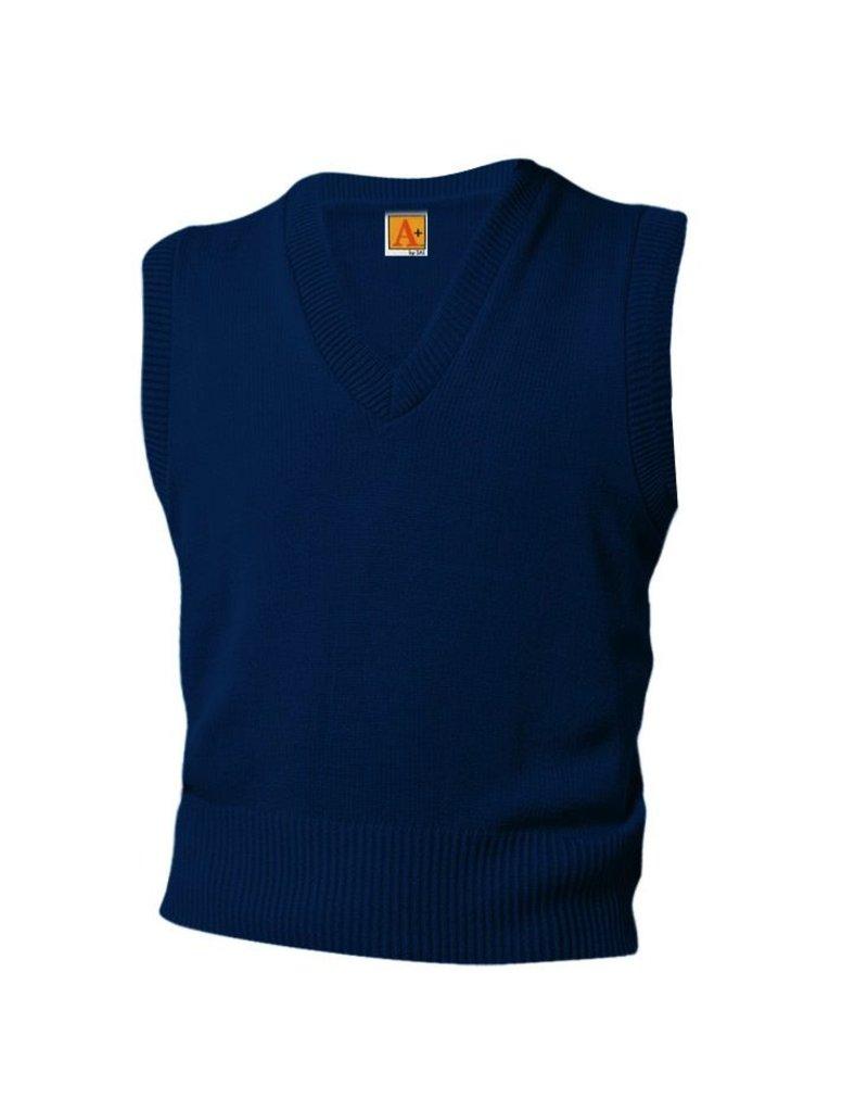 SWEATER, Sleeveless Vest V-Neck Sweater, Unisex